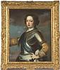 École FRANÇAISE du XVIIIe siècle, suiveurde Jean Baptiste van LOO Portrait du jeune Louis XV, roi de France
