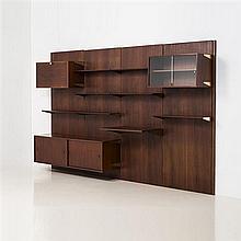 Finn Juhl (1912-1989)Bibliothèque