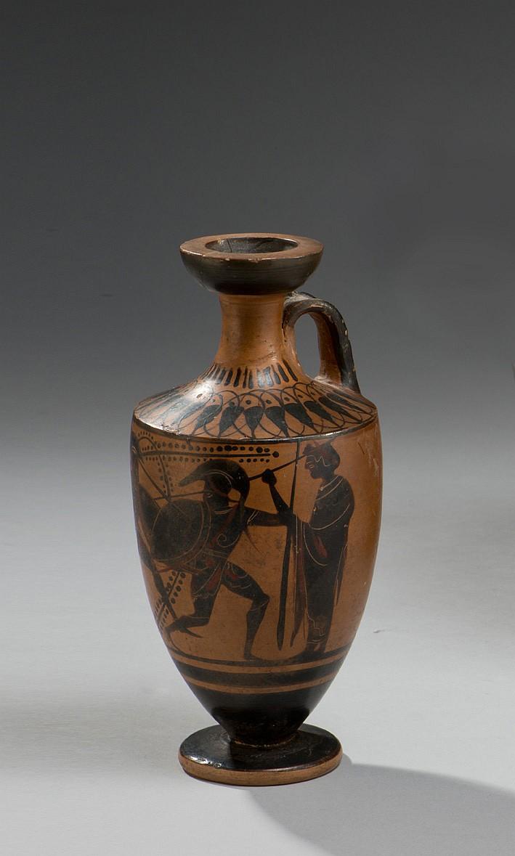 Lecythe attribué à la classe d'Athènes 581