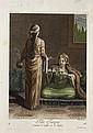 Turquie  Beulouk-Bachi, Chef de Cuisine du Grand Seigneur ; Ast-chi, Cuisinier du Grand Seigneur ; Halvadgi, ou Confiseur du Sérail ...