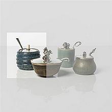 Bode Willumsen (1895-1989)Pot couvert