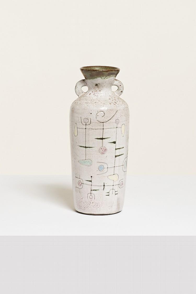 Jean Rivier (né en 1915) Vase