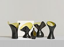 Pol Chambost (1906-1983) Vase Corolle