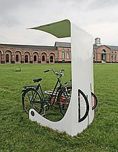 Xavier Lust (né en 1969) Abri-4-Vélos
