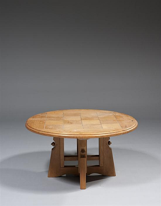 Maurice Pre Works on Sale at Auction & Biography  Invaluable -> Bois Naturel Table Casablanca