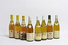 Ensemble de 8 bouteilles   1 bouteille CHABLIS