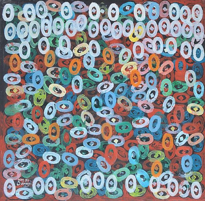 Charles Hossein ZENDEROUDI (né en 1937) Noun + Tchaarom, 1974