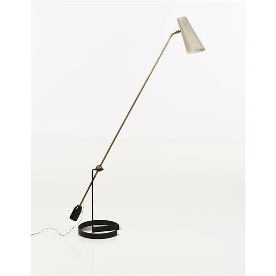 Luminalite, Attribué àLampadaire à balancier