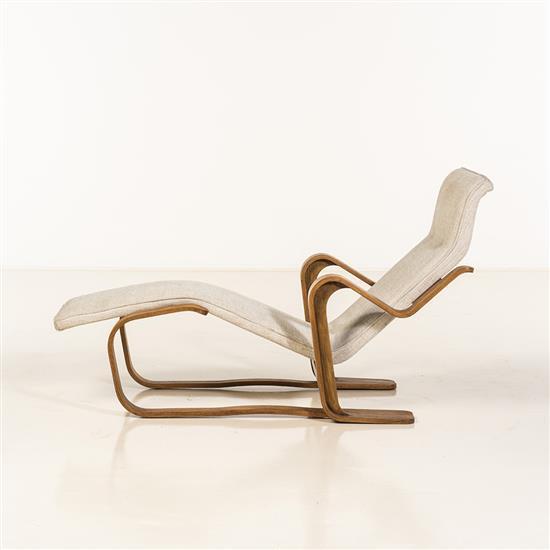 Marcel Breuer (1902-1981)Chaise longue