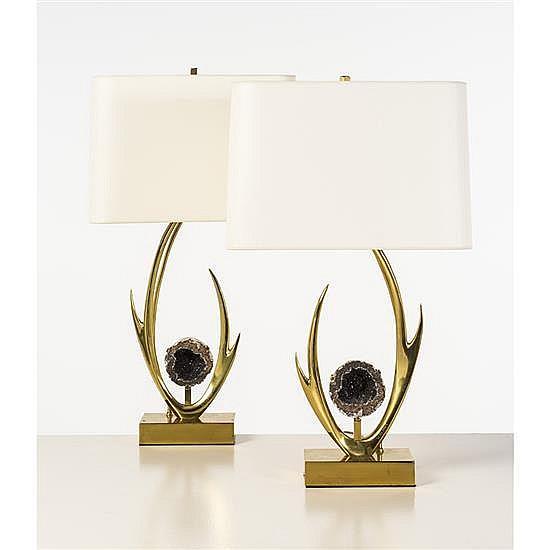 Willy DaroPaire de lampes de table