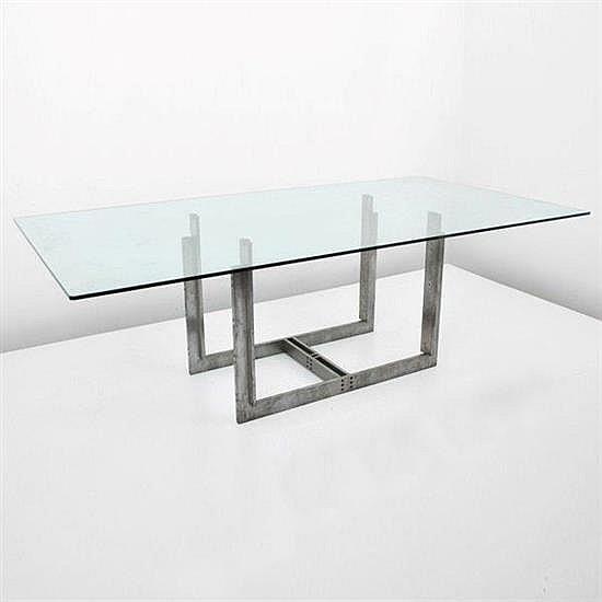 Carlo Scarpa (1906-1978)Table de salle à manger