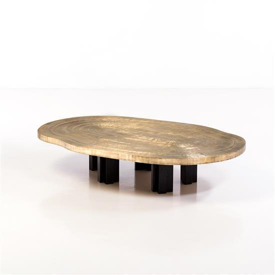 Christian Krekels (né en 1942)Table basse