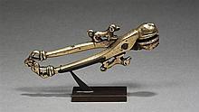 Rare casse-noisette en bronze