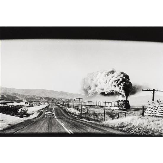 Elliott Erwitt (1928) 74. 75.Wioming, 1954