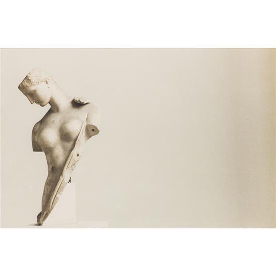 Luigi Ghirri (1943-1992) 125. 126.Napoli, 1979