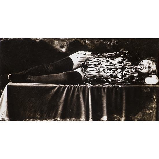 Nino Migliori (1926)Nudo graffio, 1954