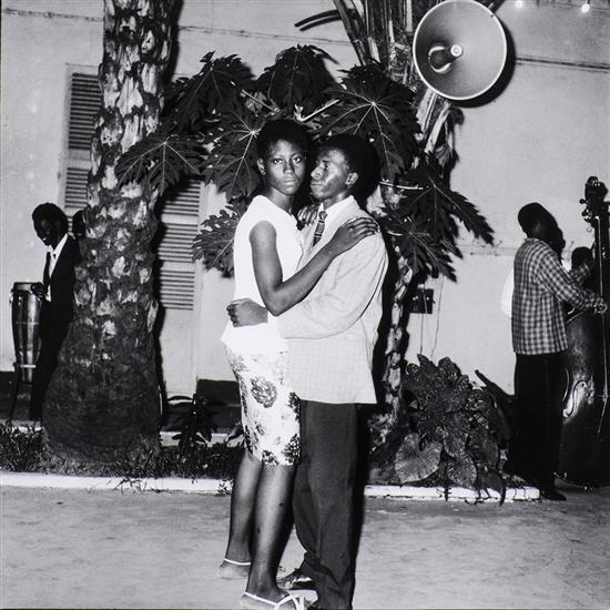 Malick Sidibé (1936-2016)Mess garnison, 1966