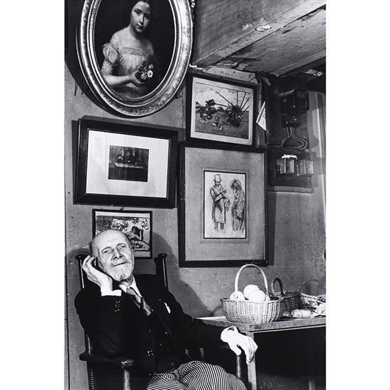 Denise Colomb (1902-2004)Portrait de Ham, 1953