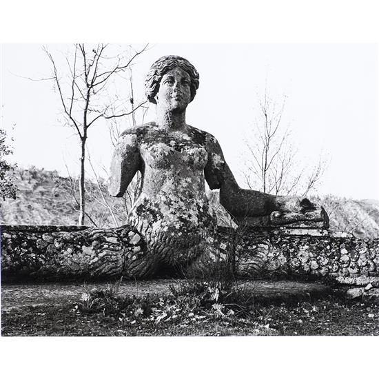 Gilles Erhman (1928-2005)L'océan tiré des Inspirés et leurs demeures, 1962