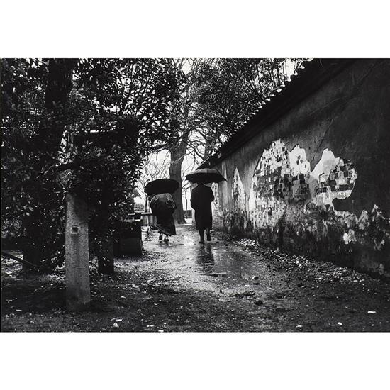 Ihei Kimura (1901-1974)Rain, 1953