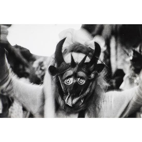 Sergio Larrain (1931-2012)Le démon, vers 1960, Bolivie, Oruro