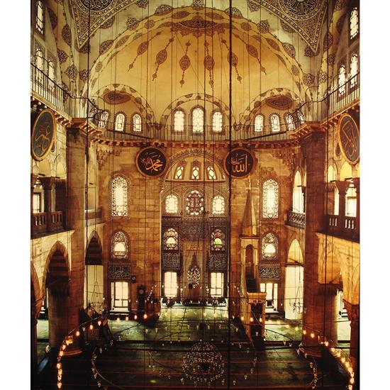 Ahmet Ertug (1949)Kilic, Ali Pasha Mosque, by Architect Sinan