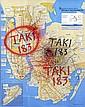 TAKI 183 (né en 1954) Sans titre, 2011