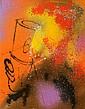 FUTURA 2000 (né en 1955) Sans titre #1, 1985