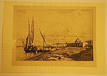 Adolphe APPIAN PORT DE SAN REMO