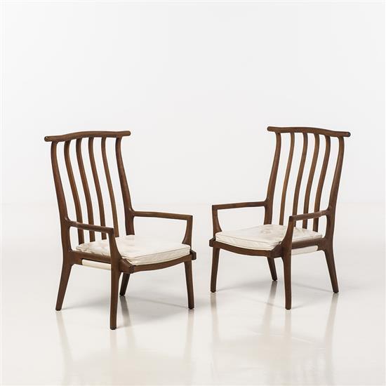 Richard Harrisson (né en 1954)Paire de chaises
