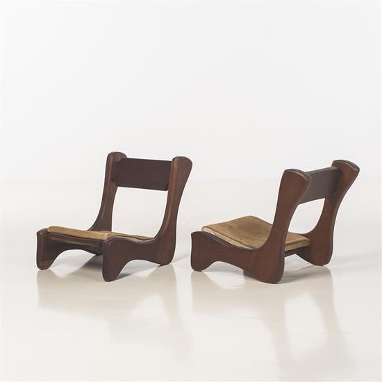 Travail AméricainPaire de chaises