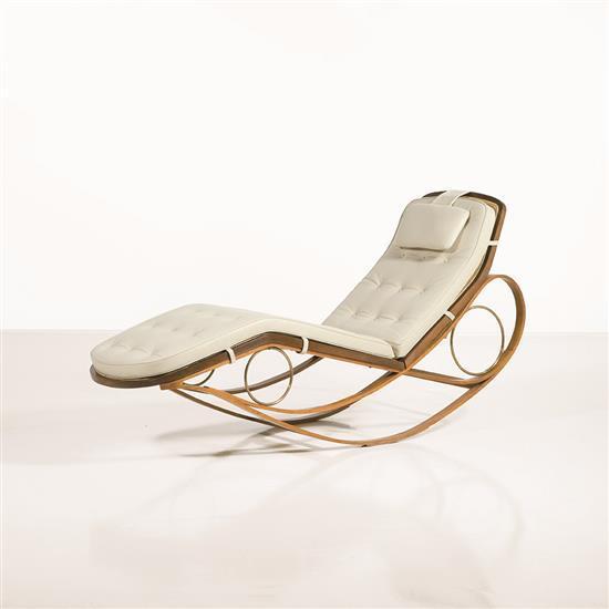 Edward Wormley (1907-1995)Rocking chair