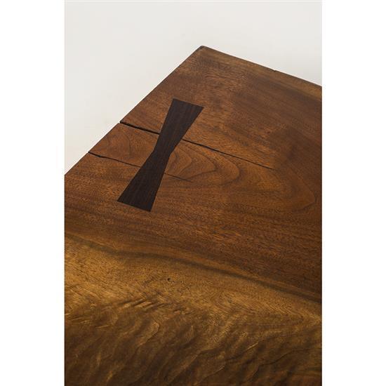 george nakashima 1905 1990 minguren ii table basse noyer p. Black Bedroom Furniture Sets. Home Design Ideas
