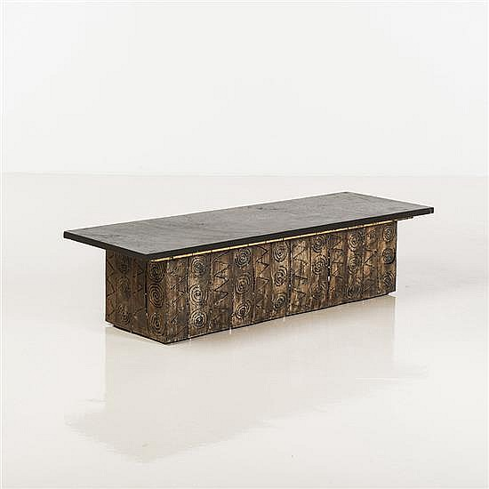 Paul Evans (1931-1987)Table basse