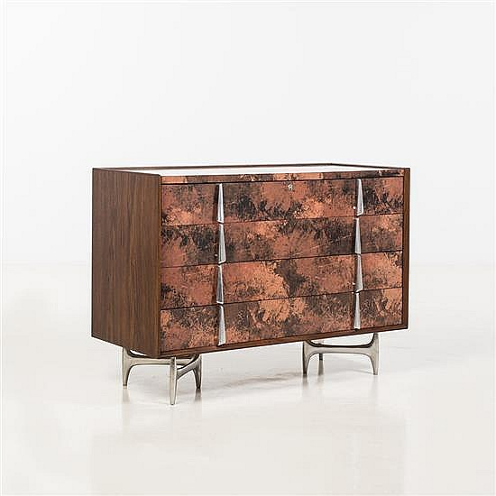 Donald Deskey (1894-1989)Commode