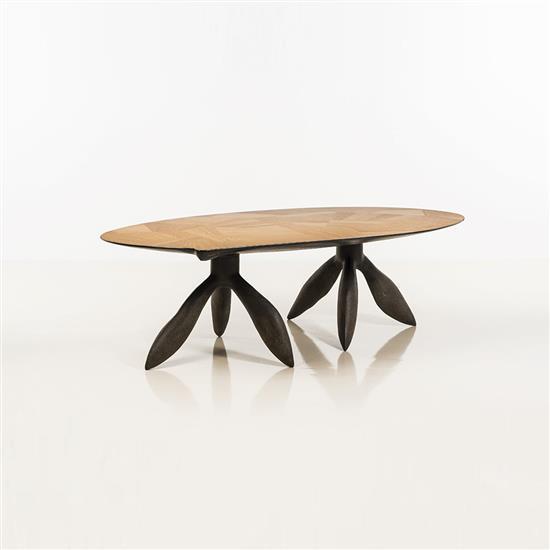Wendell Castle (né en 1932)Table de salle à manger