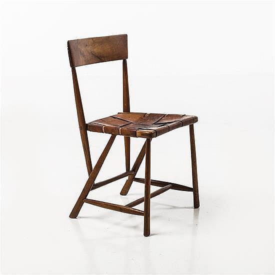 Wharton Esherick (1887-1970)Chaise