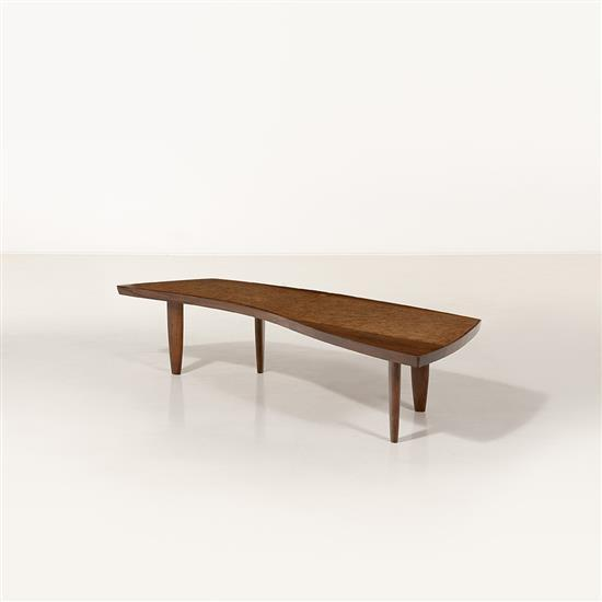 George Nakashima (1905-1990)Table basse