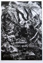 EMILIO VEDOVA (1919, Venezia - 2006, Venezia) [Italia] senza titolo, 1987