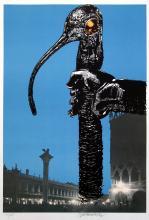 VALERIANO TRUBBIANI (1937, Macerata - 2020, Ancona) [Italia] senza titolo, 1973