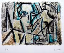 EMILIO NOTTE (1891, Ceglie Messapica - 1982, Napoli) [Italia] senza titolo