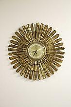 Golden Clock Syroco