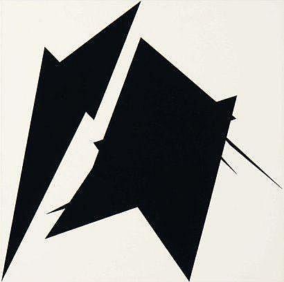 Albert Rubens (1944) B XIX P. 36, 1999 Acrylique