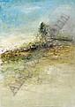 Karel Dierickx (1940) Tholen, 2007 Huile sur
