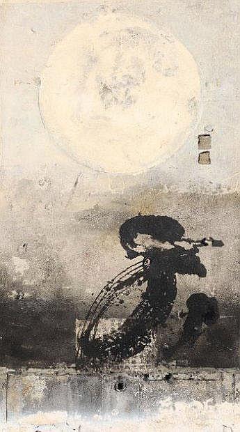 Sophie Cauvin (1968) Le silence, 2001 Technique