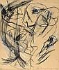 Philippe Vandenberg (1952) Sans titre / Zonder, Philippe Vandenberg, Click for value