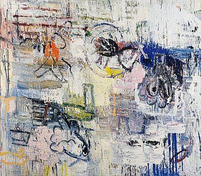 Philippe Vandenberg (1952) Sans titre / Zonder