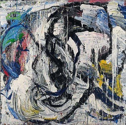 Philippe Vandenberg (1952) «Schilderij», 1984-1985