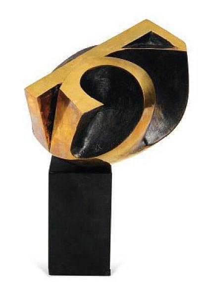 JEAN-PIERRE GHYSELS (1932) Pavane, 1968 Bronze