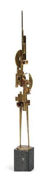 Ferdinand Vonck (1921) Sans titre, 1961 Bronze